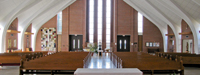 Antoine Architects -  St. Mary Church Renovation